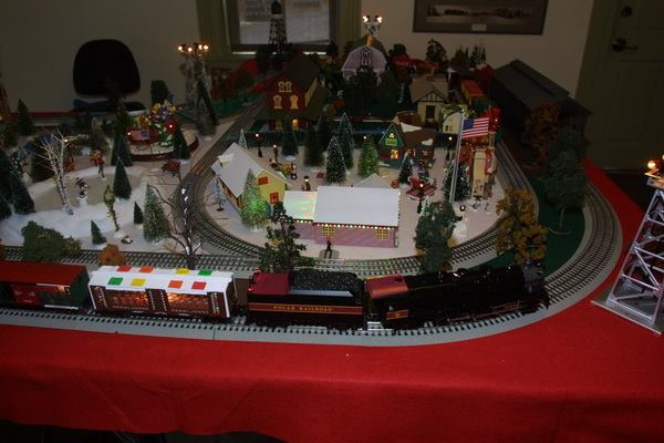 Christmas Model Railroad & Village 6pm-9pm @ Gordon Hall/Chattooga Academy | LaFayette | Georgia | United States
