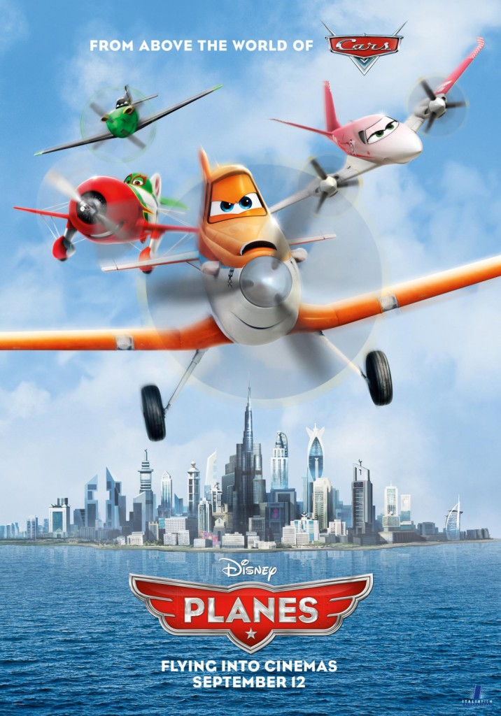 Movies in the Park featuring: Planes @ Joe Stock Park | LaFayette | Georgia | United States