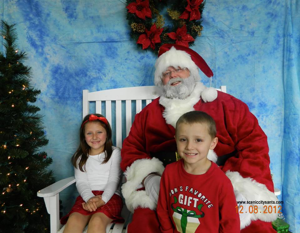 Free Photos with Santa! @ Joe Stock Park Gazebo | LaFayette | Georgia | United States