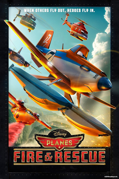 Movies in the Park featuring: Planes Fire & Rescue @ Joe Stock Park | LaFayette | Georgia | United States